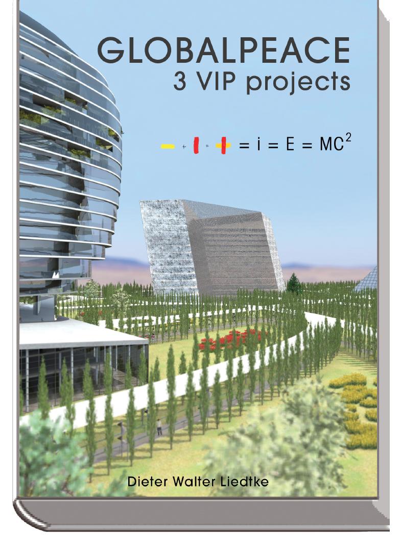 Globalpeace - 3 VIP PROJEKTE -